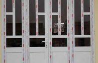 Mẫu cửa khung nhôm kính đẹp giá rẻ